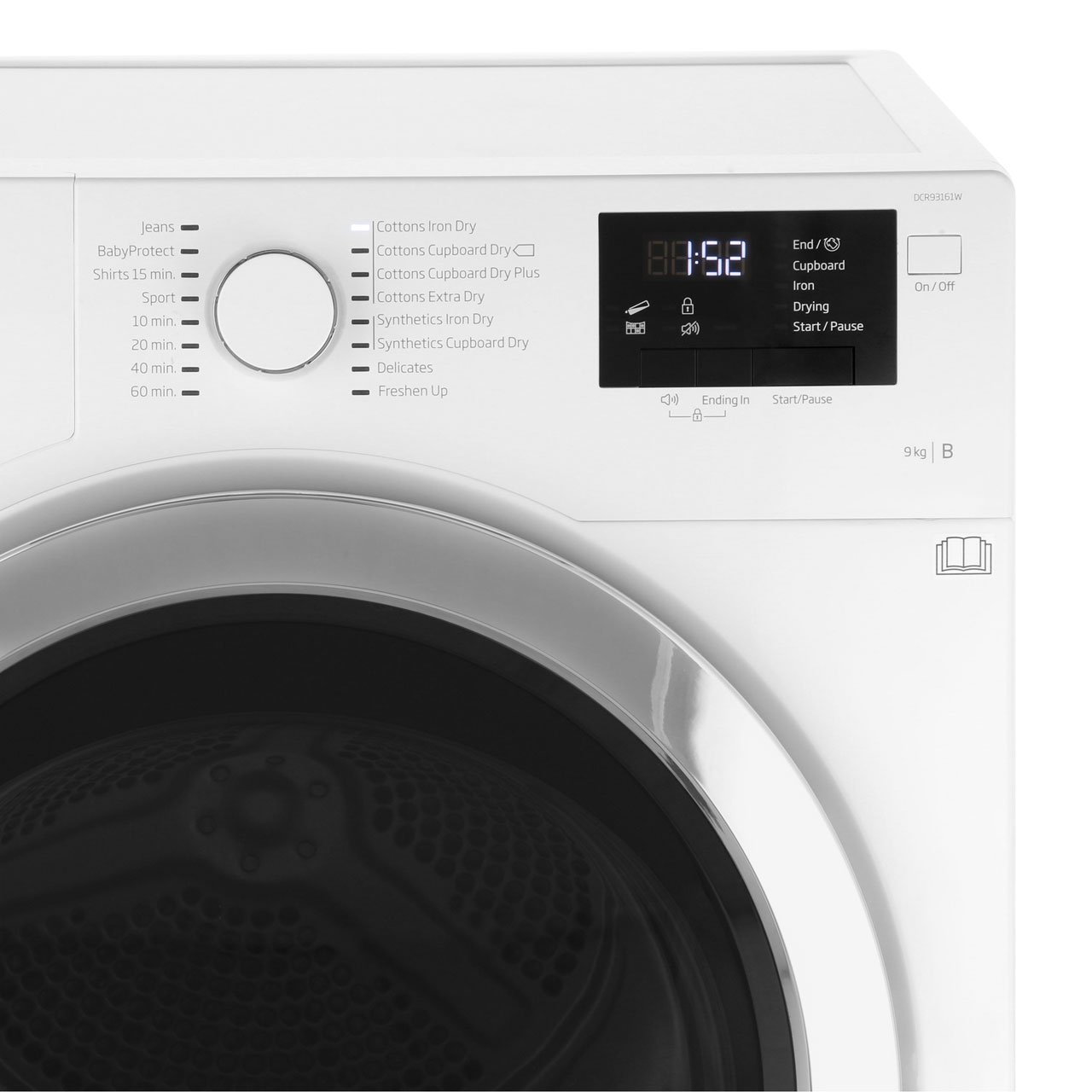 Tumble Dryers Rental Goods