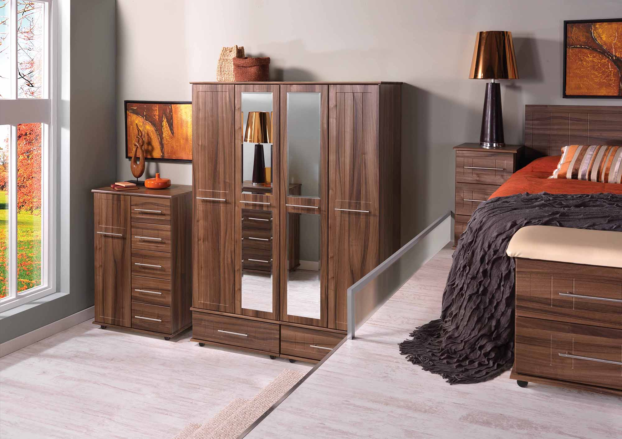 Bedroom Furniture Rental Goods