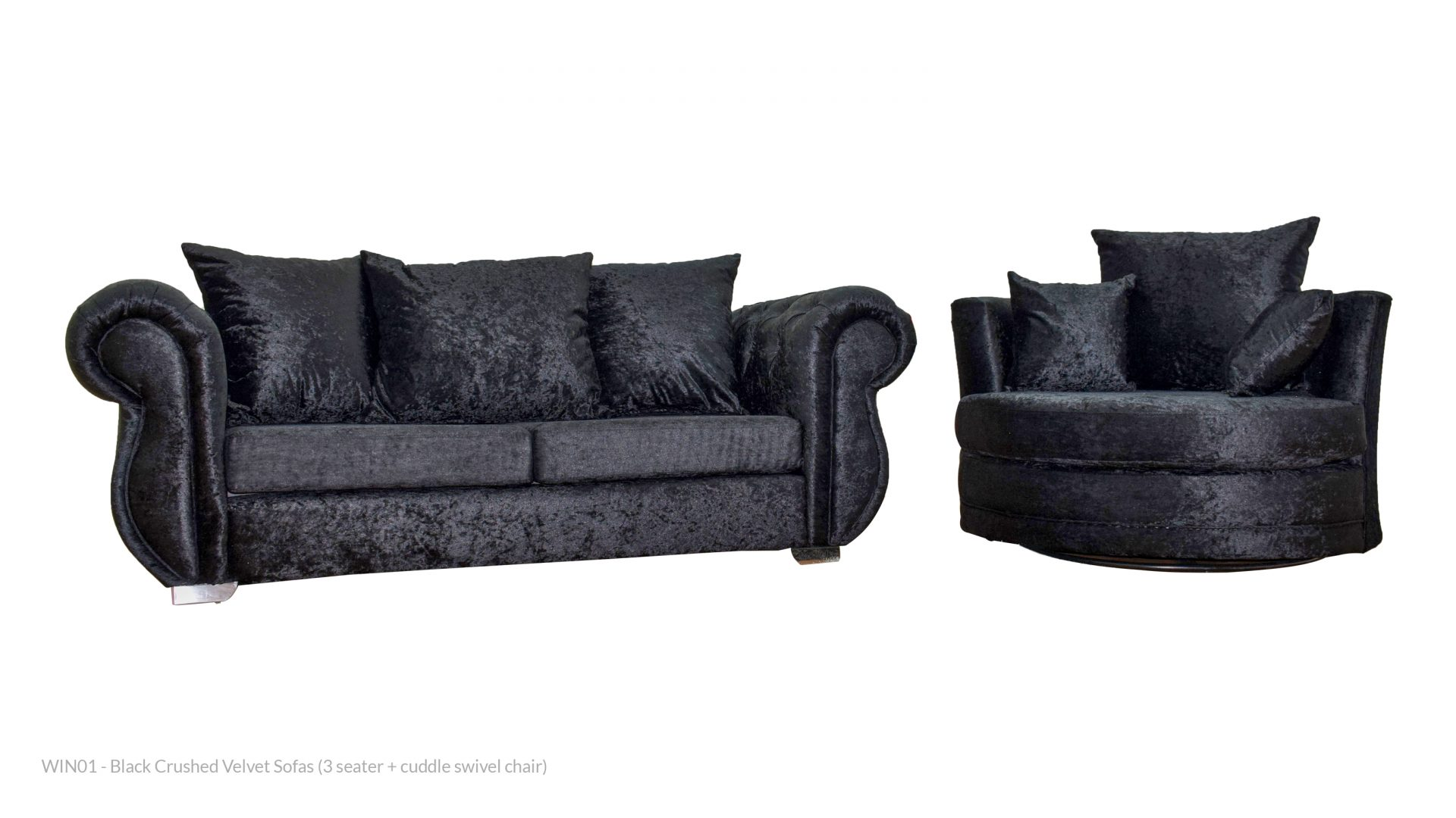the best attitude 8e17f 754d9 Crushed Velvet Sofas | Pay Weekly with Rental Goods