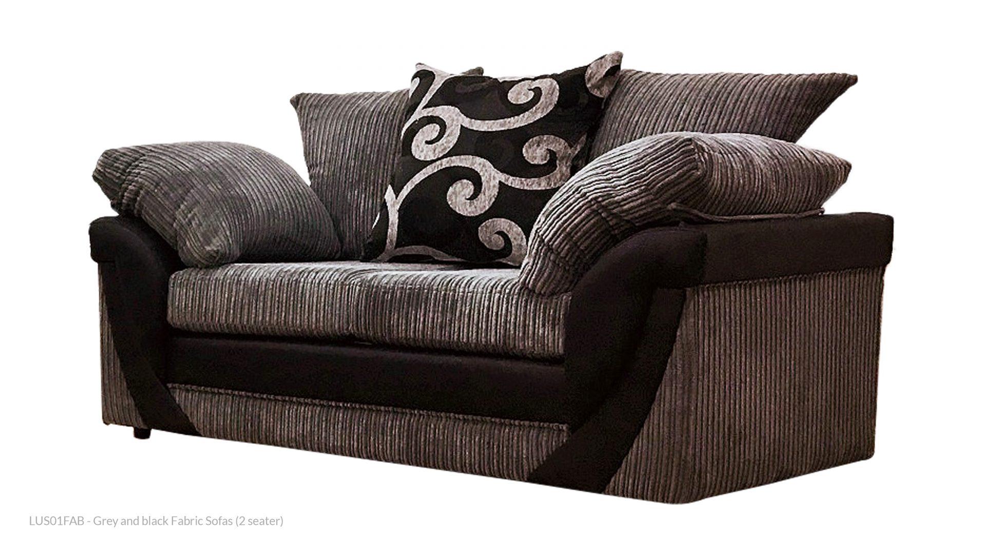 Superbe Fabric Sofas Rental Goods