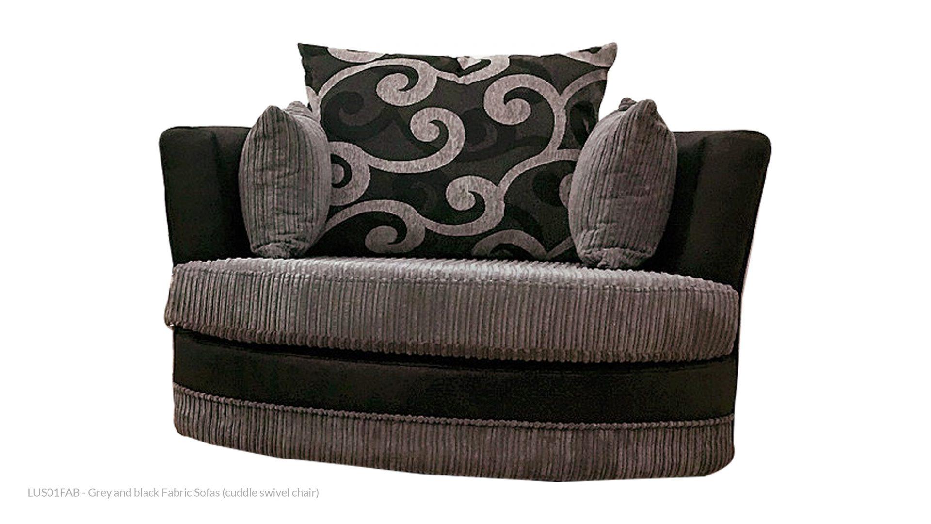 Fabric Sofas Rental Goods